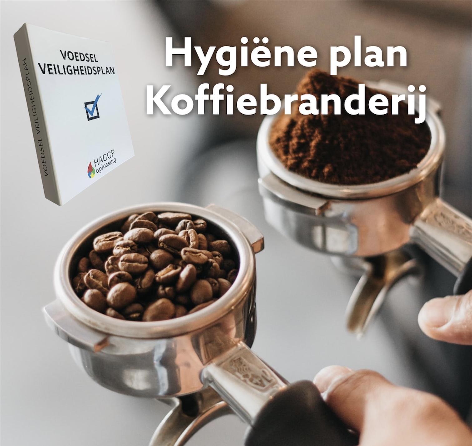 Hygieneplan koffiebranderij