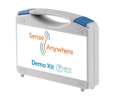 Demo kit sense any where