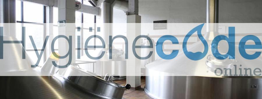 hygienecode brouwerij haccpbrouwerij