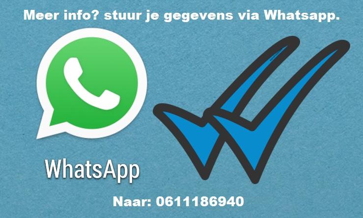 Hygienecode online stel je vragen via whatsapp